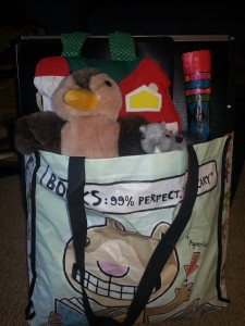 Guerrilla Storytime Bag
