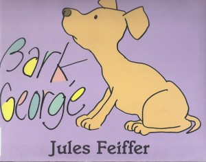 Bark George by Jules Feiffer