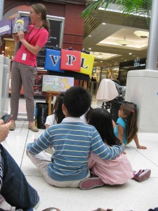 Mall Storytime