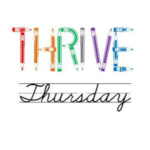 Thrive Thursday Logo