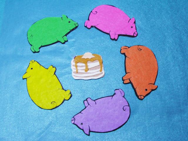 Piggy Piggy Pancake