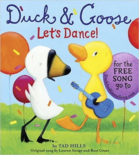 duck and goose let's dance
