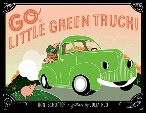 go little green truck