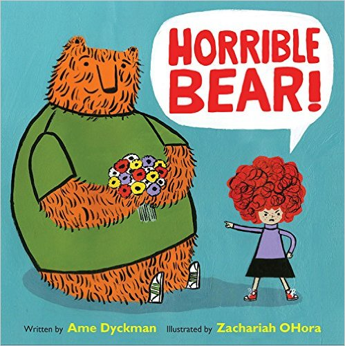 horrible bear