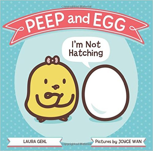 peep and egg