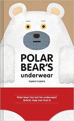 polar bears underwear