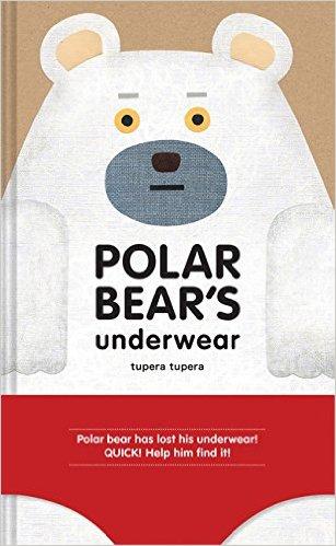 polar bears underwear