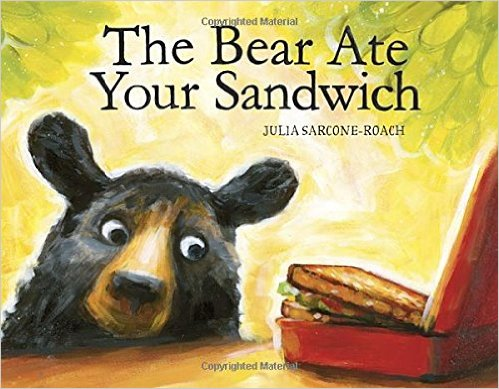 the bear ate your sandwhich