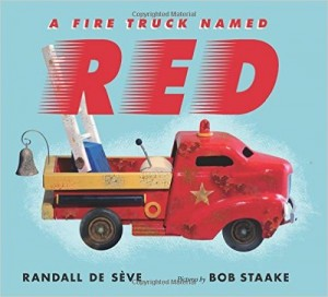 fire truck named red