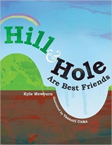 hill and hole
