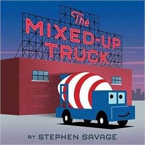mixed up truck