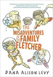 misadventures of family fletcher
