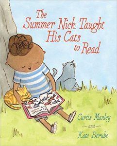 summer-nick-taught-his-cat-to-read
